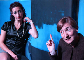 La nueva reposición de 'Locas' engrandece más la obra y a sus dos geniales actrices