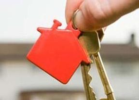 La venta de pisos sigue de caídas, con un descenso del  26,3 % en enero