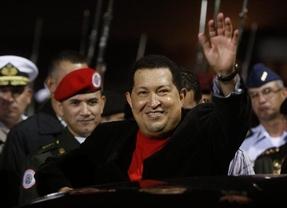 Chávez regresa a Venezuela tras permanecer 21 días en Cuba