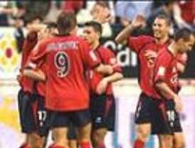 Osasuna sucumbe al Lens (3-1); tablas del Celta con el Eintrachte (1-1)