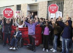 Un hombre se ahorca en Granada justo antes de ser desahuciado