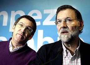 Feijóo se lo pone fácil a Rajoy para meditar sobre la pérdida de votos: la culpa la tienen los casos de corrupción en el PP