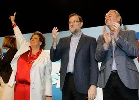Rajoy arropa a Fabra, que