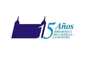 Un logotipo y un personaje de ficción para el 15 aniversario de la Biblioteca de Castilla-La Mancha