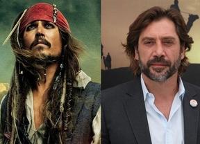 Javier Bardem se enfrentará al Capitán Jack Sparrow en 'Piratas del Caribe 5'