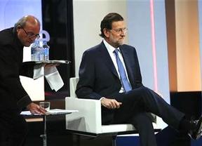 Rajoy tuvo menos audiencia que Zapatero en sus entrevistas, aunque no siempre fue así...