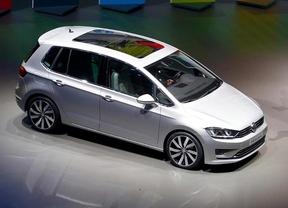 Volkswagen iniciará en junio la venta en España del Golf Sportsvan, con un maletero de 590 litros
