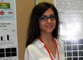 Una alumna de medicina de Ciudad Real premiada por un trabajo sobre el Parkinson