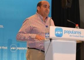 Julián Triguero (PP) presenta su candidatura municipal a la Alcaldía de Pozuelo de Calatrava