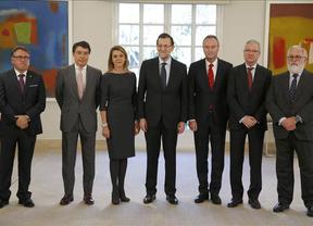 Rajoy pone al Trasvase Tajo-Segura como ejemplo: Nada es 'insuperable', todos debemos ser 'solidarios'