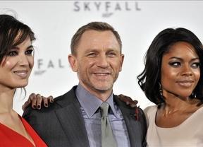 La nueva película de James Bond,