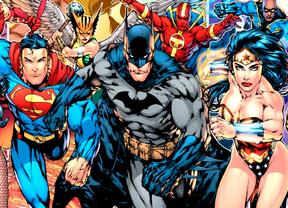 Después del éxito de 'Los Vengadores', Warner apuesta por llevar al cine 'La Liga de la Justicia'