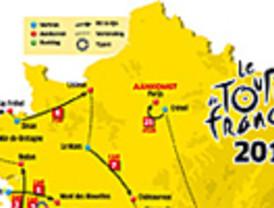 Tour 2011, un recorrido a la medida de Contador del que puede aprovecharse Schleck