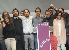 Vea quién es quién al frente de la dirección de Podemos
