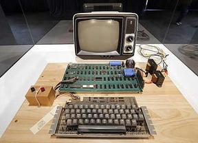 Un Apple-I de 1976, vendido por más de 300.000 euros