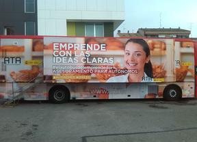 El autobús del emprendedor llega a Castilla-La Mancha, de la mano de ATA