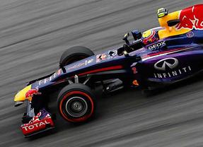 GP de Malasia: Vettel se hace con la 'pole' y Alonso saldrá tercero por detrás de Massa