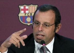 Rosell dimite por el 'caso Neymar'