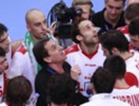 España logra el bronce en balonmano al imponerse a la anfitriona Suecia (23-24)