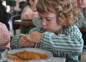 Ceapa denuncia que en Guadalajara se han suprimido el 85% de las becas de comedor escolar
