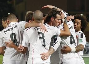 Mundialito: suma y sigue para el Madrid, que crucifica al campeón mexicano y se mete en la finalísima (4-0)