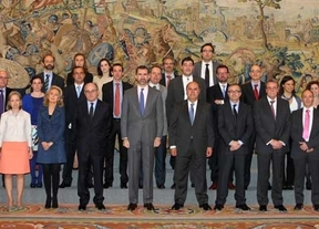 El Príncipe de Asturias recibe a los ganadores del Fondo de Emprendedores de Fundación Repsol