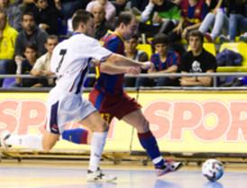 El buen partido del Reale no es suficiente ante el Barça (6-3)