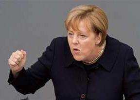 Tras el anuncio del referendo, Merkel le exige claridad a Papandréu