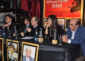 Maná entregó los premios taurinos más artísticos a Miguel Ángel Perera y Francisco José Espada
