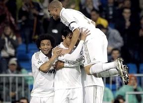 Kaká y Cristiano guían el camino a semifinales del Real Madrid y destierran al Apoel (5-2)