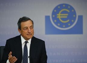 El BCE mejora las previsiones de crecimiento de la eurozona y pone fecha inmediata a la esperadísima compra de bonos