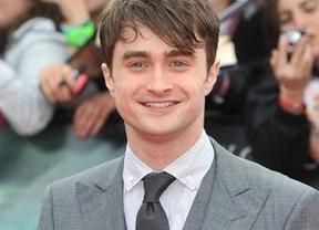 Daniel Radcliffe reconoce que grabó borracho algunas escenas de 'Harry Potter'