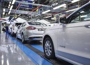 Ford inicia en Valencia la producción de su primer híbrido en Europa, el Mondeo Hybrid