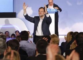 Rajoy promete ser sincero, prudente y valiente cuando gobierne