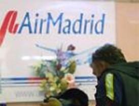 Un grupo turístico alemán quiere comprar 'Air Madrid'