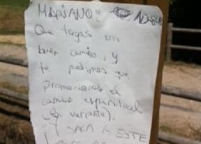 Mensajes a Mariano