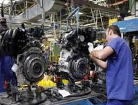 Producción industrial aumentó 0.4 por ciento