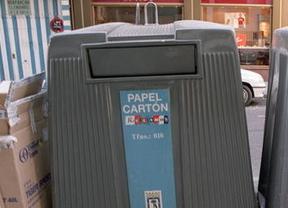 Los españoles reciclaron el 74% del papel y cartón consumido en 2011