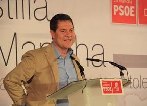 La visita de Rubalcaba provoca especulación sobre el futuro de Emiliano García-Page