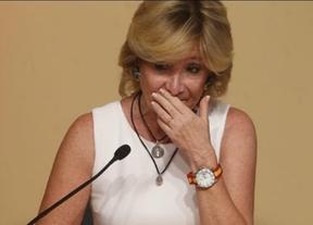 Guerra en el PP: se espera una respuesta de Aguirre a Cospedal