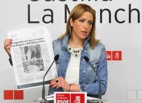 El PSOE-CLM acusa a Cospedal de