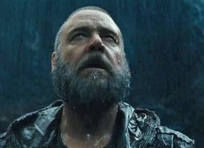 Russell Crowe, frente al diluvio universal en el tráiler de 'Noé'