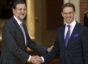Primera cartera económica que se le escapa, por ahora, a España: el ex primer ministro finlandés sustituirá a Olli Rehn