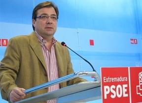 El PSOE insiste en apoyarse en Andalucía para intentar reconquistar Extremadura