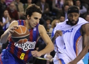 El Barcelona arrolla al Lucentum en el primer partido (73-43)