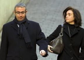 Torres, a su mujer:
