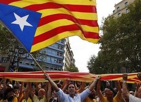 La gran V humana que prepara para la Diada de este año la Asamblea Nacional Catalana