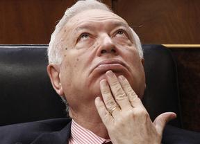 García-Margallo dará la cara en el Congreso en septiembre para explicar la crisis de Gibraltar