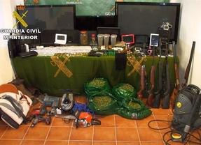 Operación contra la droga en Tomelloso y Argamasilla de Alba con 26 detenidos