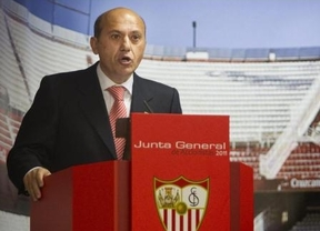Del Nido, presidente del Sevilla, condenado como 'compinche' de Julián Muñoz